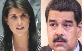 Nikki y Maduro
